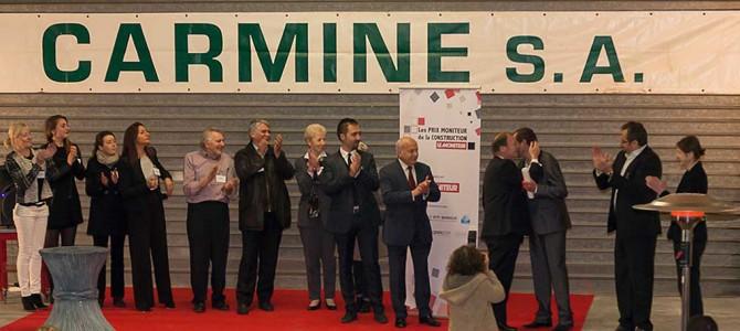 Prix Moniteur 2014