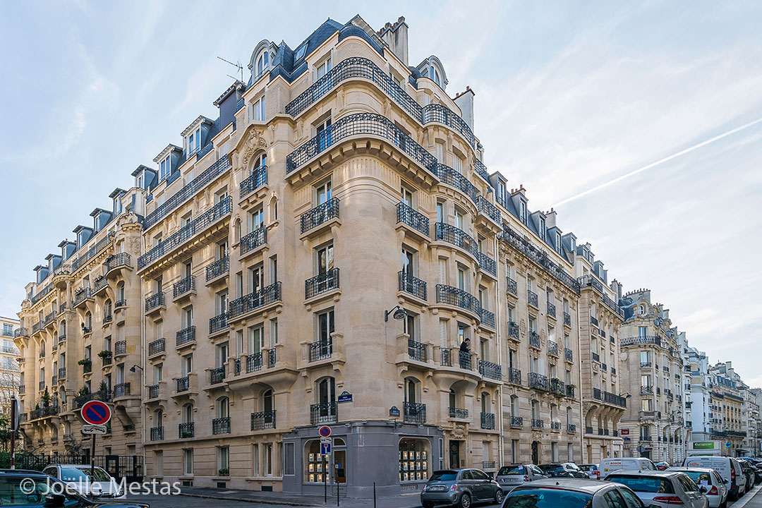27, rue Jean de la Fontaine - Paris