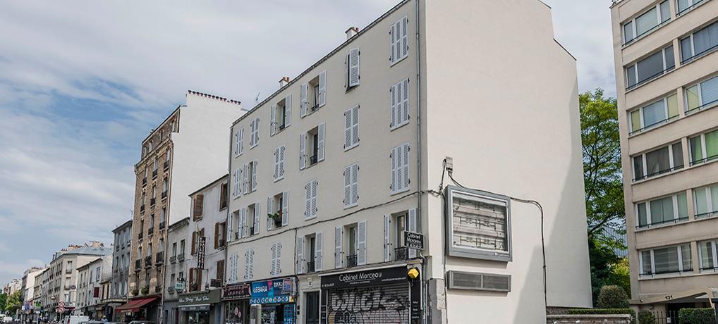 129, rue de Paris – Montreuil